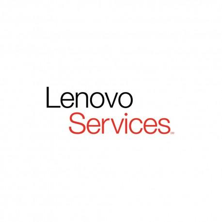 Lenovo ServicePac On-Site Repair - Contrat de maintenance prolongé - pièces et main d'oeuvre - 4 années - sur site - 24x7 - te