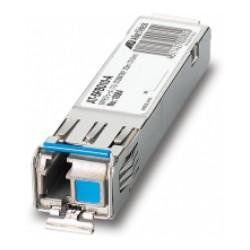 Allied Telesis - Module transmetteur SFP (mini-GBIC) - GigE - jusqu'à 10 km - 1 310 (émission)/1 490 (réception) nm