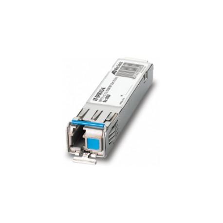 Allied Telesis - Module transmetteur SFP (mini-GBIC) - GigE - jusqu'à 10 km - 1 490 (émission)/1 310 (réception) nm