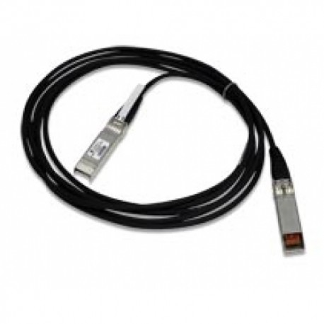 Allied Telesis - Câble à attache directe - SFP+ pour SFP+ - 1 m - twinaxial