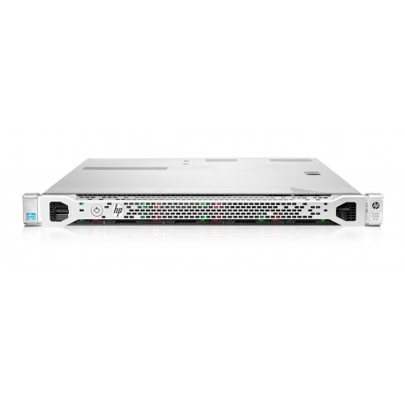 HPE ProLiant DL360 Gen9 Base - Serveur - Montable sur rack - 1U - 2 voies - 1 x Xeon E5-2630V4 / 2.2 GHz - RAM 16 Go - SAS - ho