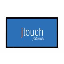 """InFocus JTouch INF6502WBAG - Classe 65"""" - JTOUCH-Series écran DEL - communication interactive - avec tableau blanc et écran ta"""