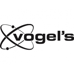 Vogel's Connect-It PUA 9515 - Composant de montage (attache-support) - noir - poutrelle, faisceau en H