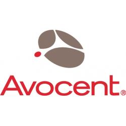 Avocent ACS 800 Serial Console ACS808EAC - Serveur de consoles - 8 ports - GigE, RS-232, RS-422, RS-485 - 1U