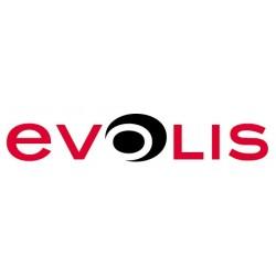 Evolis 3TAG - Polychlorure de vinyle (PVC) - 30 mil - blanc vide - CR-80 Card (85.6 x 54 mm) 100 carte(s) cartes