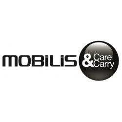 Mobilis RESIST Pack - Coque de protection pour tablette - robuste - TFP 4.0 - noir - 8""